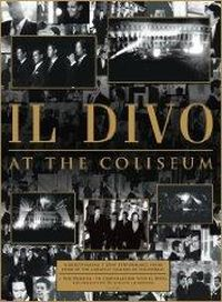 Cover Il Divo - At The Coliseum [DVD]
